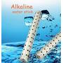 Bastão Água Alcalina Ionizada Anti R. Livres Inox(promoção)!