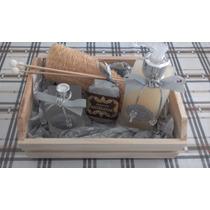 Kit Aromatizante De Ambiente, Sabonete Liquido E Em Barra