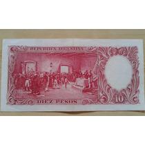 10 Pesos Ley 12.962 Y 13.571