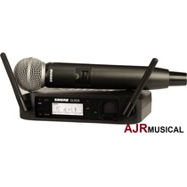 Microfone Shure Glxd24/sm58 Glxd-24/sm-58 Glxd24 Original