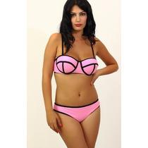 Malla Bikini Levanta Cola Verano 2017 Importada