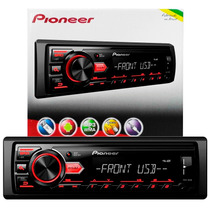 Player Automotivo Pioneer Mvh-88ub Entrada Usb E Auxiliar