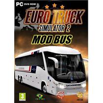 Patch Simulador De Ônibus Euro Truck 2 + Spin Tires Offroad