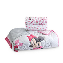 Set Cuna Bebe Minnie Mousse Disney Atorestore