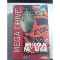 Mega Mouse Mega Drive Lacrado!