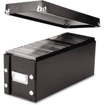 Snap-n-tienda Caja De Almacenamiento De Cd Posee El 60 Delga