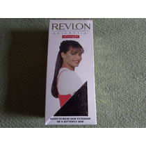 Peluca Revlon, Color Very Dark Brown