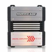 Módulo Amplificador Hurricane H1 1.8k 1800w Rms 1 Canal Mono