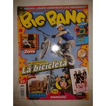 Revista Big Bang #37 Que Gran Invento La Bicicleta Lbf