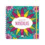 Agenda 2017 Mandalas Para Pintar Original V&r Mundo Manias