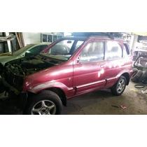 Daihatsu Terios 1.3 16v, Sucata,peças,acabamentos,mecanica !