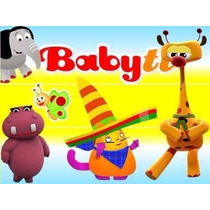 Kit Imprimible Baby Tv
