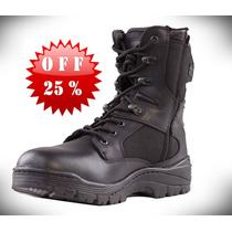 Borceguies Botas Tacticas Usa Tru Spec