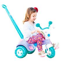 Triciclo Infantil Menina Charmosa - Cotiplás