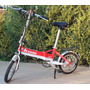 Bicicleta Eléctrica Plegable Aro 16, Do Yayama