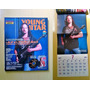 Revista Young Guitar 2007 Dream Theater (megadeth Angra Yes)
