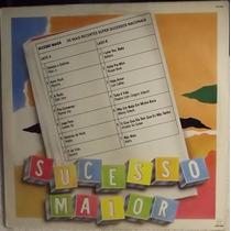 Lp / Vinil Mpb: Sucesso Maior ( Coletânea Nacional ) - 1988