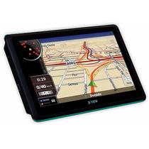 Gps X-view Navigator 7, Tv Digital, 7 Pulgadas, Sistema Igo