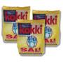Oferta! Pack 3 Sal Para Maquina Lavavajilla Kokki 1kg