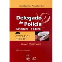 Ebook Delegado De Polícia Estadual - Federal - Nestor 2º Ed