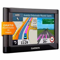 Gps Garmin Nuvi 65lm Atualizaçao Vitalicia De Mapa