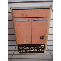 Fregadero Electrico Lili Ledy Vintage