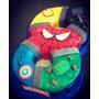 Tortas Infantiles Superheroes Avengers Disney Peppa Frozen