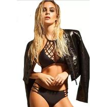 Bikini Less C/tiras Andressa Coleccion 2017