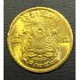 Tai002 Moneda Tailandia 5 Satang 1957 Unc-bu Ayff