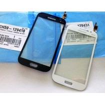 Tela Vidro Touch I9082 I9082l Samsung Galaxy Grand Duos