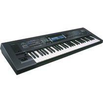 Teclado Roland Gw-8 Workstation Pendrive Seminovo