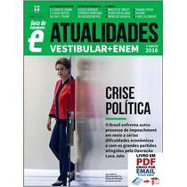 Ebook Guia Do Estudante - Atualidades Vestibular + Enem 2016