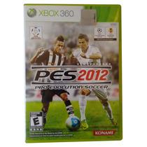 Pro Evolution Soccer Pes 2012 Original Xbox360