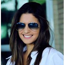 Oculos Aviador Ray Ban Feminino Masculino 3025 3026 Original