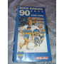 Original Video Vhs El Grafico Boca Juniors 90 Años 1905-1995