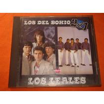 Los Del Bohio * Los Leales * 2 X 1 * Impecable * Acrilico