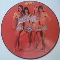 Abba - Dancing Queen Live - Lp Picture Disc Novo