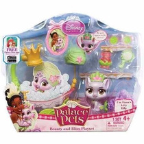 Palace Pets Beauty Mascota Con Accesorios Tiana Original Tv.