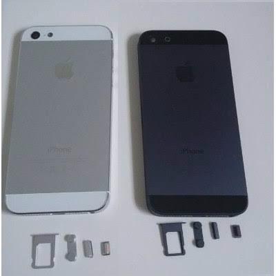 8eaf20dc5bd Tapa Trasera Iphone 5g Color Negro Vikingolab - $ 255.00 en Mercado ...