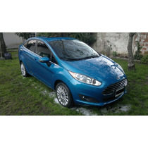 Ford Fiesta Kinetic Design Titanium Sedan 4 Ptas. (120cv)