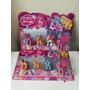 Boneco Pony Kit My Little Com 4 - My Litle Poney Miniatura