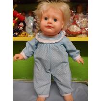 Muñeca Tipo Nenuco Albino