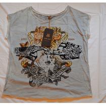 Blusa Blusinha T Shirt John John Marca Famosa Frete Grátis