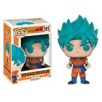 Envio Inmediato Funko Pop Dragón Ball Super Goku Dios Saiyan