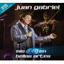 Mis 40 En Bellas Artes [2 Cd/dvd Combo] _ Juan Gabriel Nuevo