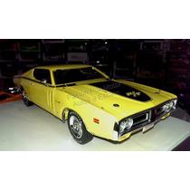 1:18 Dodge Charger R/t 1971 Amarillo Auto World