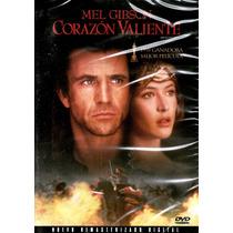 Dvd Corazon Valiente ( Braveheart ) 1995 - Mel Gibson