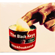 Cd The Black Keys Tchickfreakness Novo Lacrado