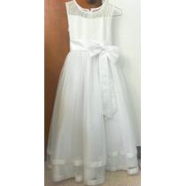 Vestidos De Primera Comunión (mundo Novias) + Un Obsequio!!