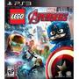 Lego Marvel Avengers Ps3 * * Tenelo Hoy !!